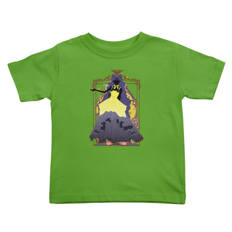 Luna Kids Toddler T-Shirt by MaruDashi's Artist Shop