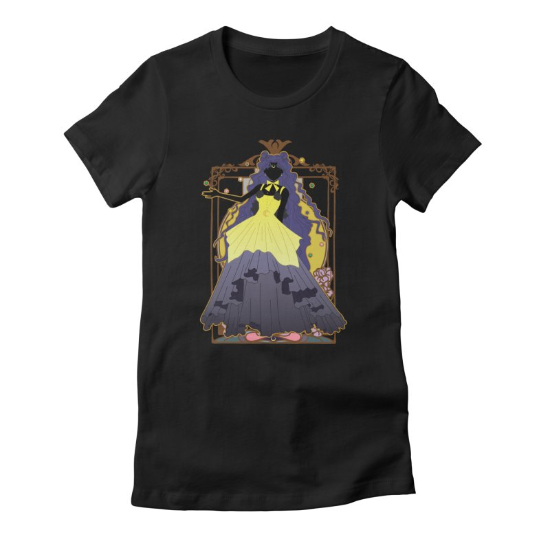 Luna Women's T-Shirt by MaruDashi's Artist Shop