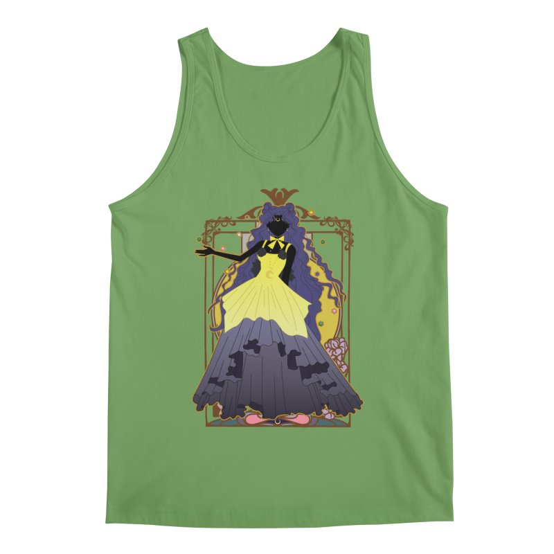 Luna Men's Tank by MaruDashi's Artist Shop