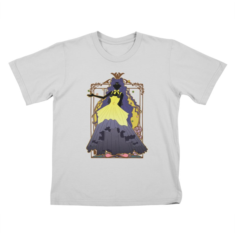 Luna Kids T-Shirt by MaruDashi's Artist Shop