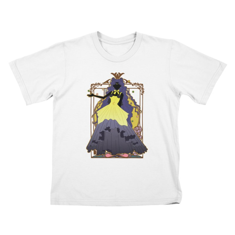 Luna Kids T-Shirt by MaruDashi's Artist Shop