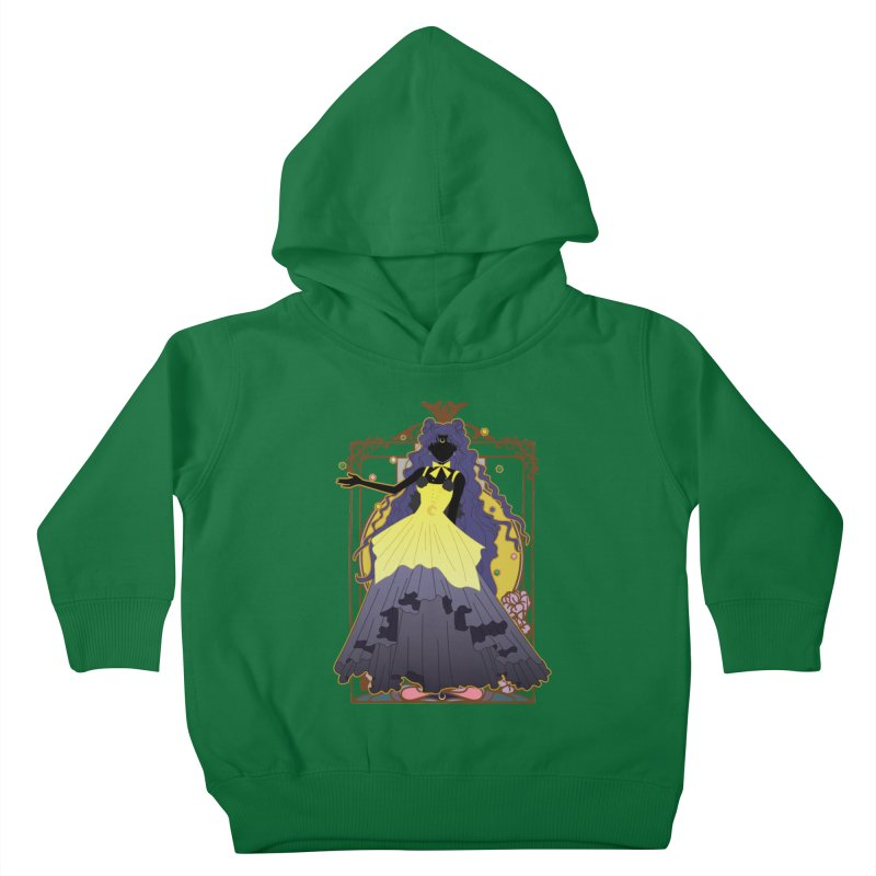 Luna Kids Toddler Pullover Hoody by MaruDashi's Artist Shop