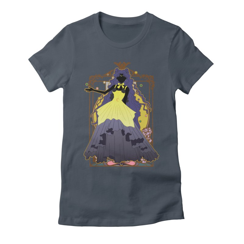 Luna Women's T-Shirt by MaruDashi's Artist Shop