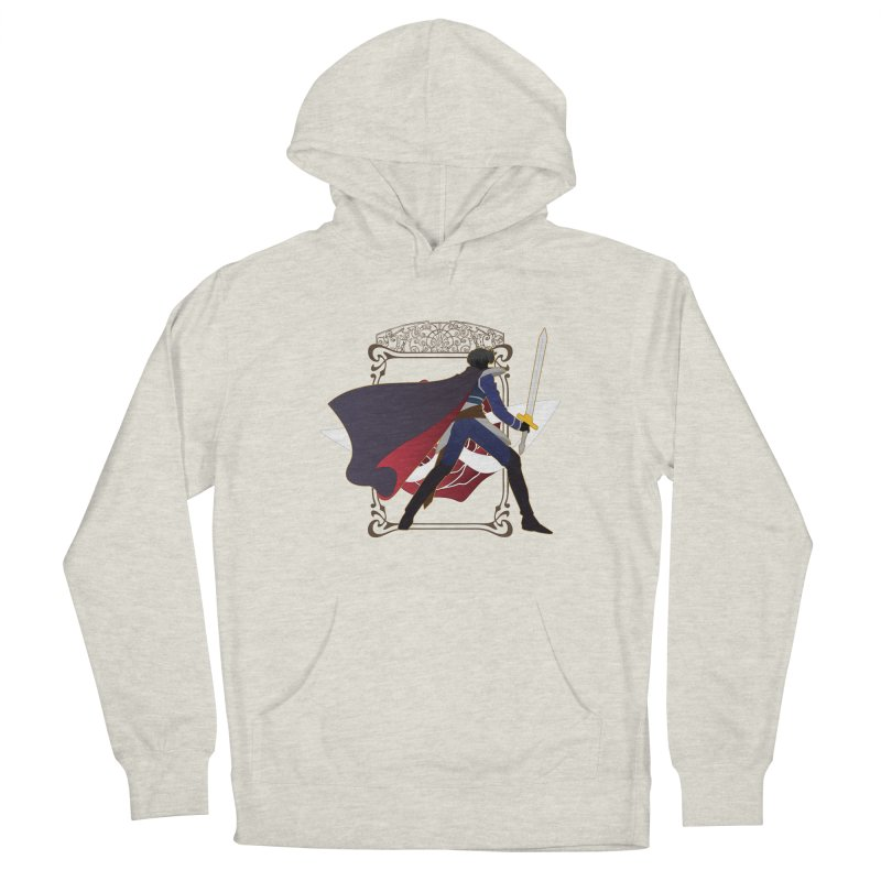 Endymion Men's French Terry Pullover Hoody by MaruDashi's Artist Shop