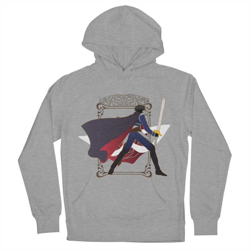 Endymion Women's French Terry Pullover Hoody by MaruDashi's Artist Shop