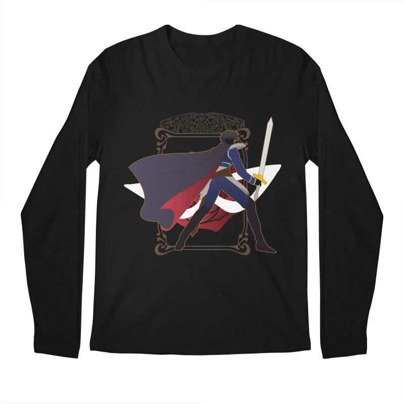 Endymion Men's Regular Longsleeve T-Shirt by MaruDashi's Artist Shop