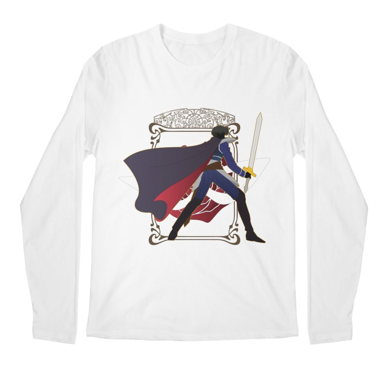 Endymion Men's Longsleeve T-Shirt by MaruDashi's Artist Shop