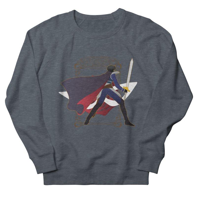 Endymion Women's French Terry Sweatshirt by MaruDashi's Artist Shop