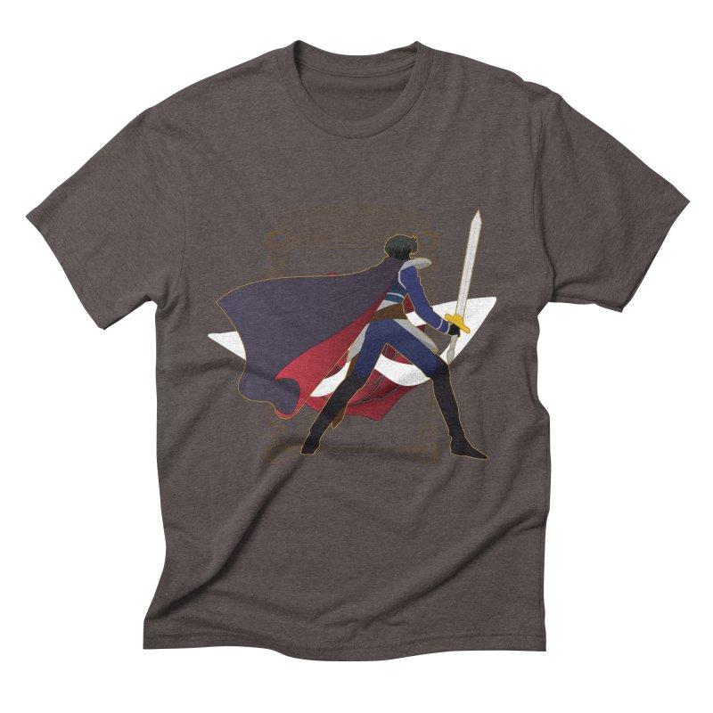 Endymion Men's Triblend T-shirt by MaruDashi's Artist Shop