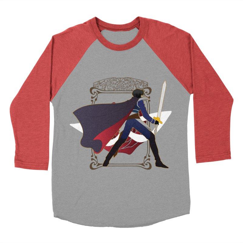 Endymion Women's Baseball Triblend T-Shirt by MaruDashi's Artist Shop