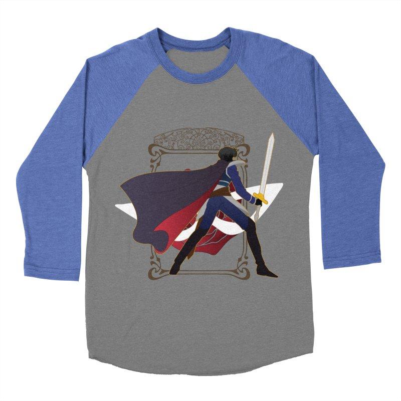 Endymion Men's Baseball Triblend Longsleeve T-Shirt by MaruDashi's Artist Shop
