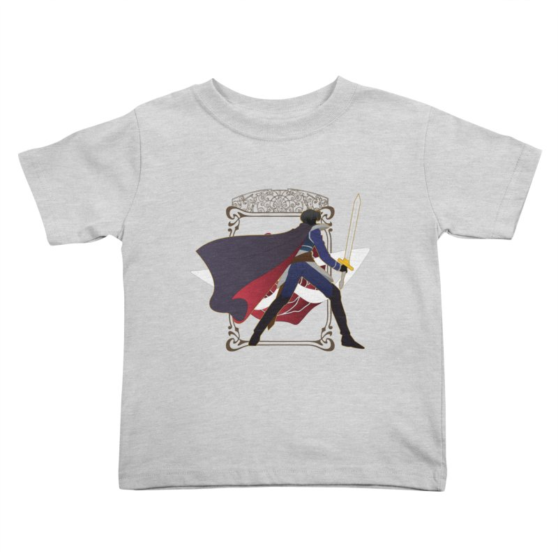 Endymion Kids Toddler T-Shirt by MaruDashi's Artist Shop