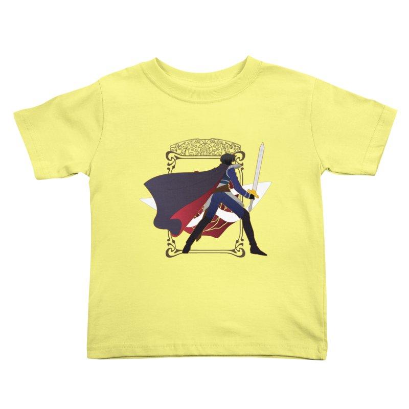 Endymion Kids Toddler T-Shirt by MaruDashi's Artist Shop