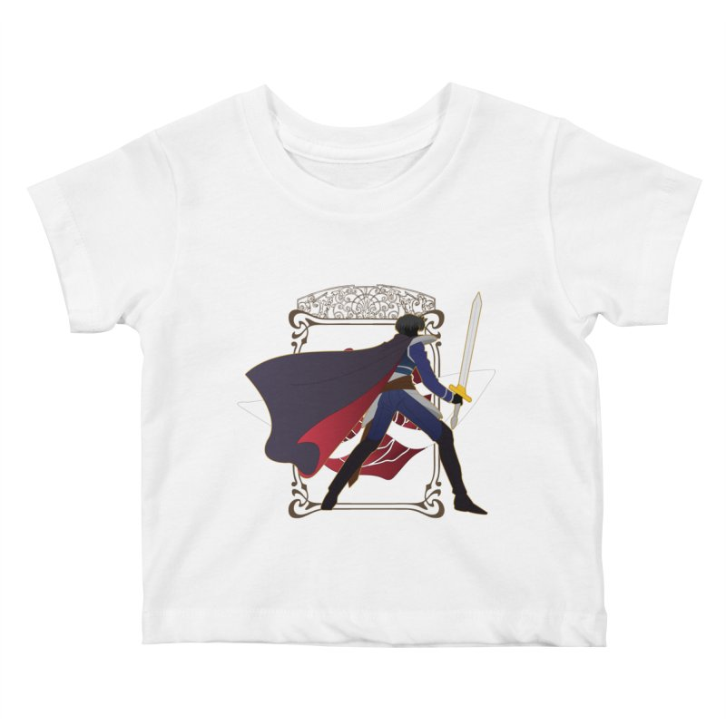 Endymion Kids Baby T-Shirt by MaruDashi's Artist Shop