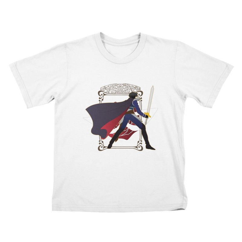 Endymion Kids T-Shirt by MaruDashi's Artist Shop