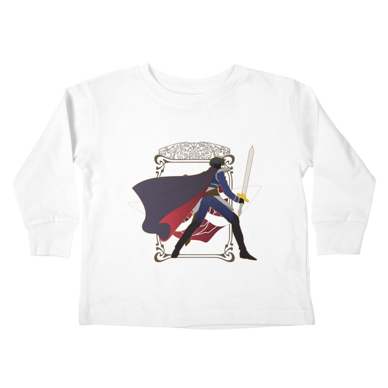Endymion Kids Toddler Longsleeve T-Shirt by MaruDashi's Artist Shop