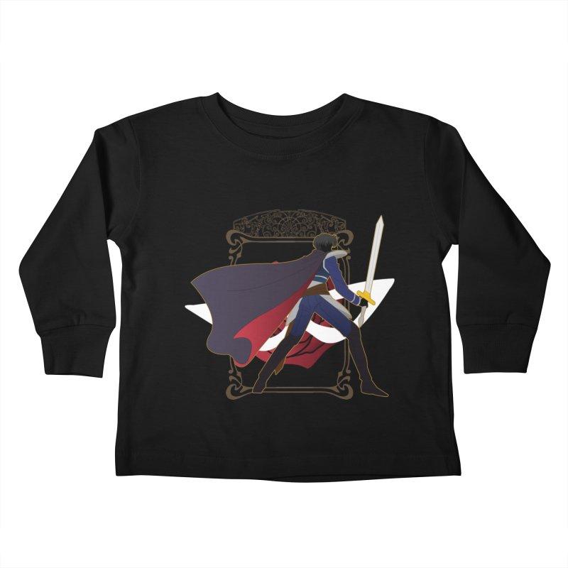 Endymion Kids Toddler Longsleeve T-Shirt by MaruDashi's Artist Shop