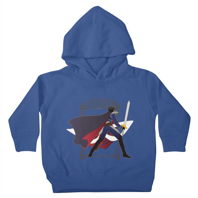 Endymion Kids Toddler Pullover Hoody by MaruDashi's Artist Shop