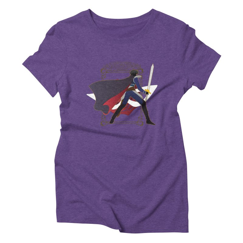 Endymion Women's Triblend T-Shirt by MaruDashi's Artist Shop