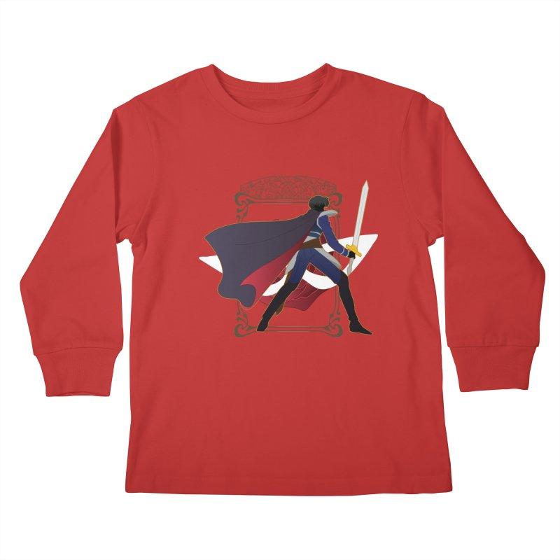 Endymion Kids Longsleeve T-Shirt by MaruDashi's Artist Shop