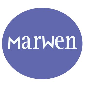 Marwen's Shop Logo