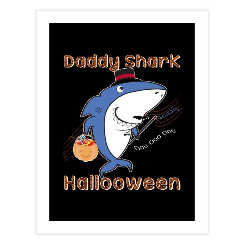 Daddy Shark Doo Doo Celebrate Halloween Costume