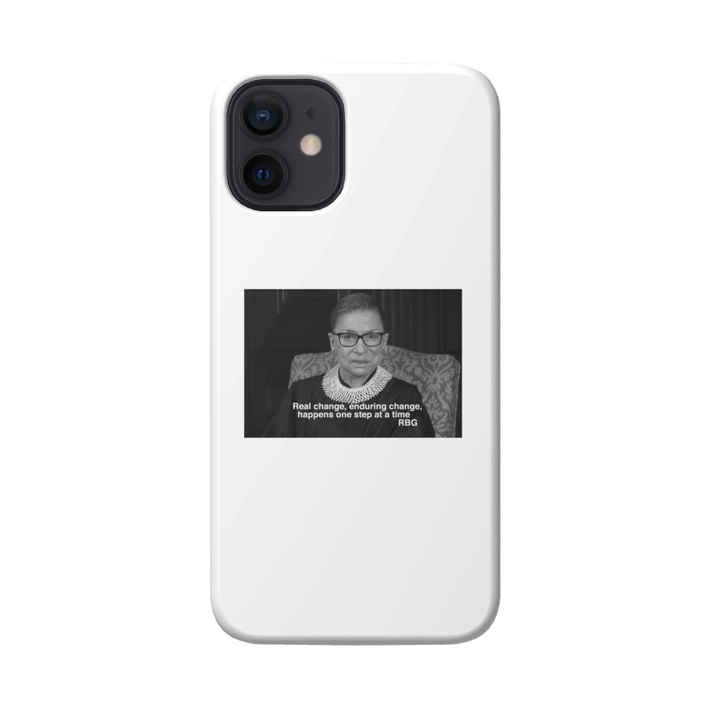Honoring Ruth Bader Ginsburg Accessories Phone Case by Maryheartworks's Artist Shop