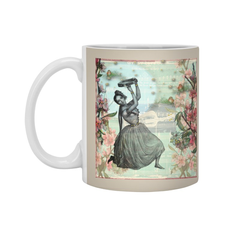 Gypsy Love Song in Standard Mug White by Maryheartworks's Artist Shop