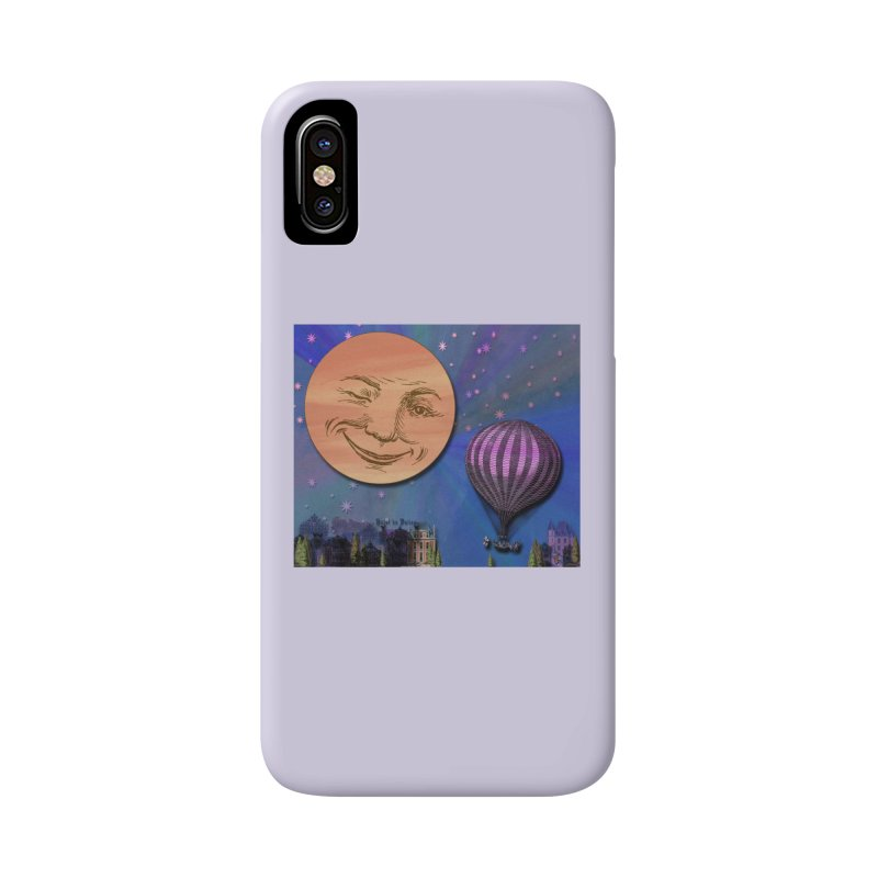 Flight To Paris Accessories Phone Case by Maryheartworks's Artist Shop
