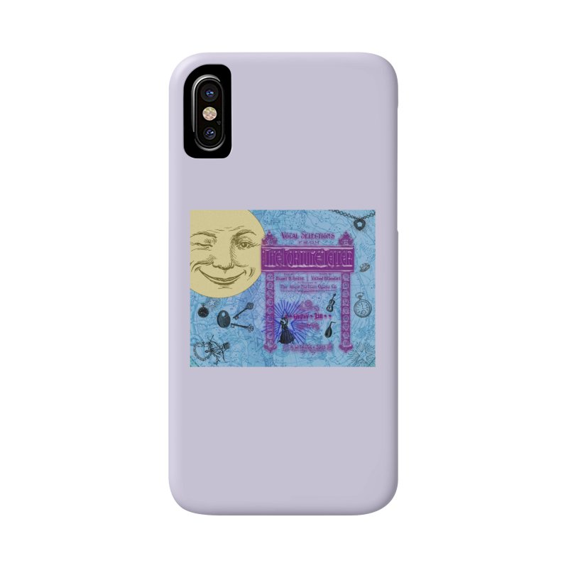The Fortune Teller Accessories Phone Case by Maryheartworks's Artist Shop