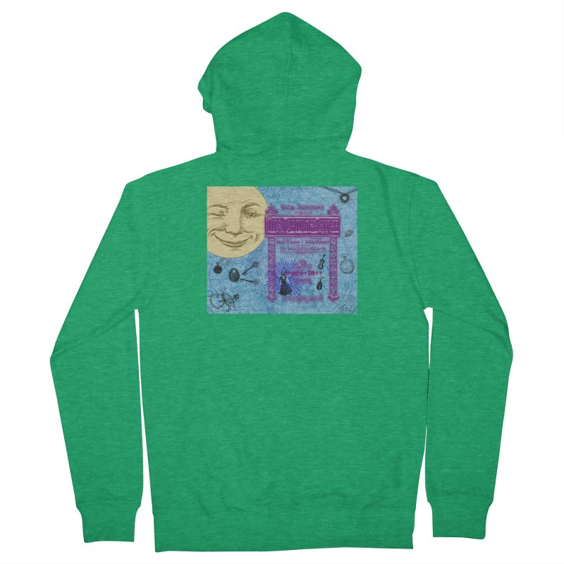 The Fortune Teller Men's Zip-Up Hoody by Maryheartworks's Artist Shop
