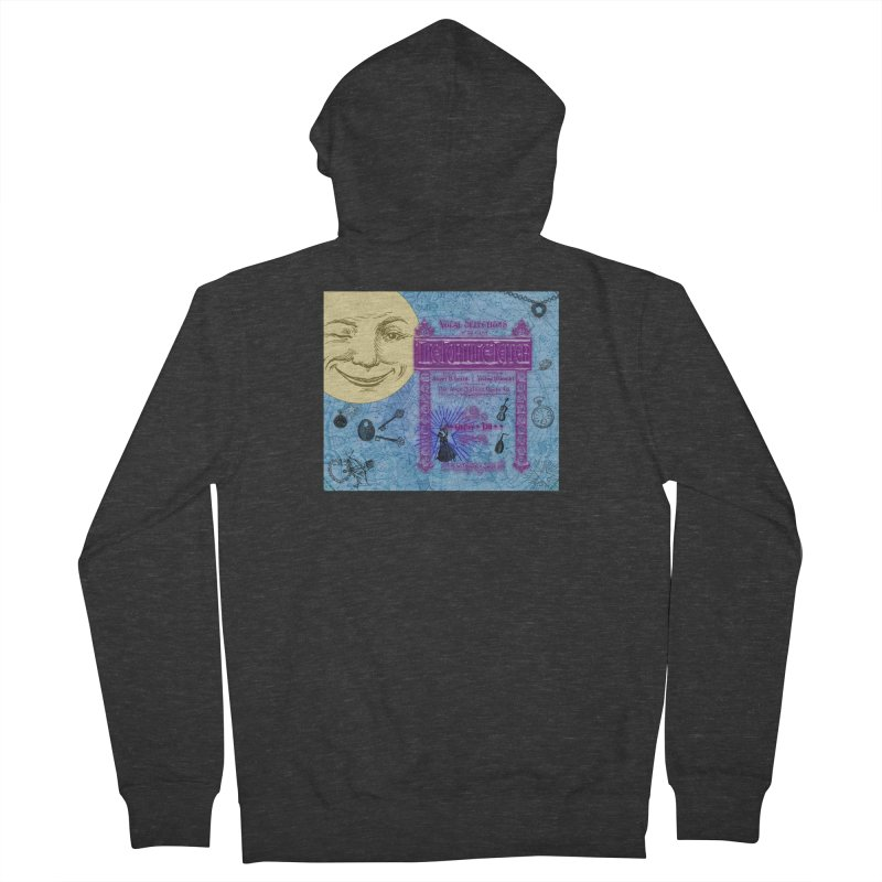 The Fortune Teller Men's French Terry Zip-Up Hoody by Maryheartworks's Artist Shop
