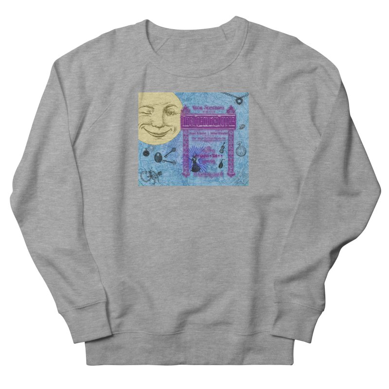 The Fortune Teller Men's French Terry Sweatshirt by Maryheartworks's Artist Shop