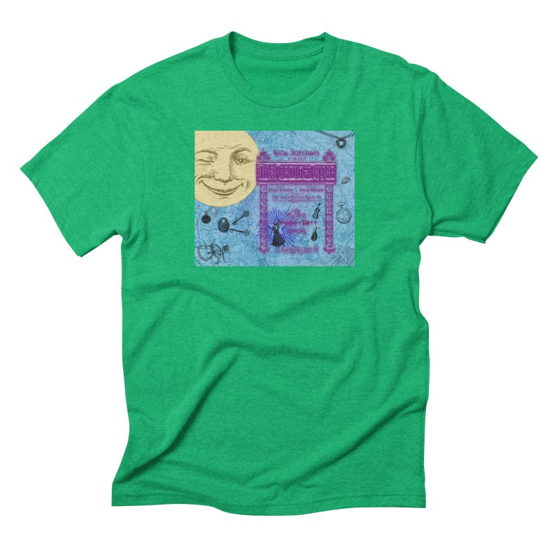 The Fortune Teller Men's T-Shirt by Maryheartworks's Artist Shop