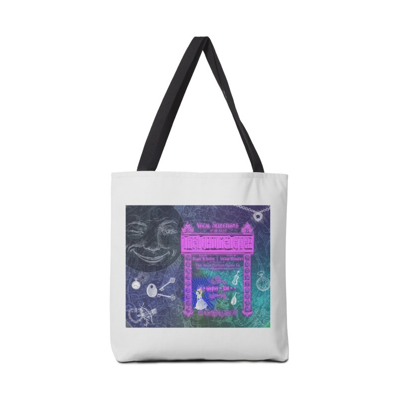 The Fortune Teller Accessories Tote Bag Bag by Maryheartworks's Artist Shop