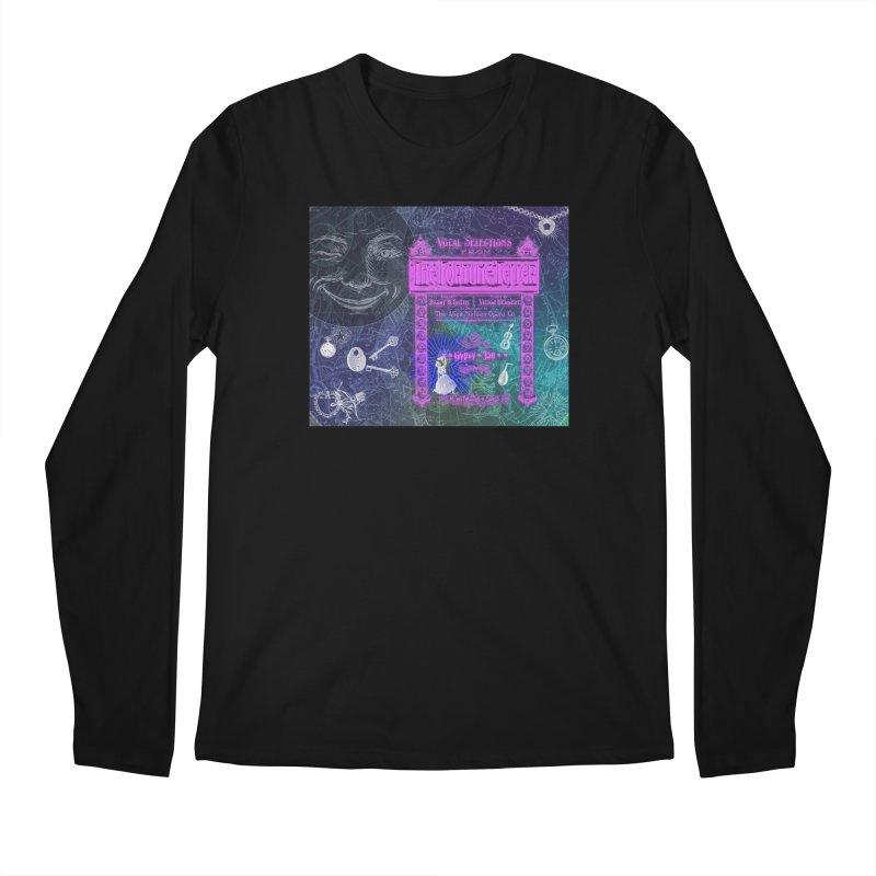 The Fortune Teller Men's Regular Longsleeve T-Shirt by Maryheartworks's Artist Shop