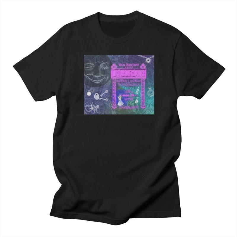The Fortune Teller Women's Regular Unisex T-Shirt by Maryheartworks's Artist Shop