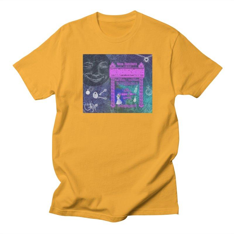 The Fortune Teller Men's Regular T-Shirt by Maryheartworks's Artist Shop