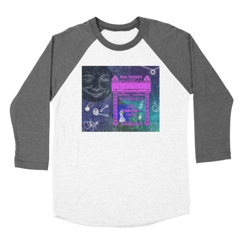 The Fortune Teller Women's Baseball Triblend Longsleeve T-Shirt by Maryheartworks's Artist Shop