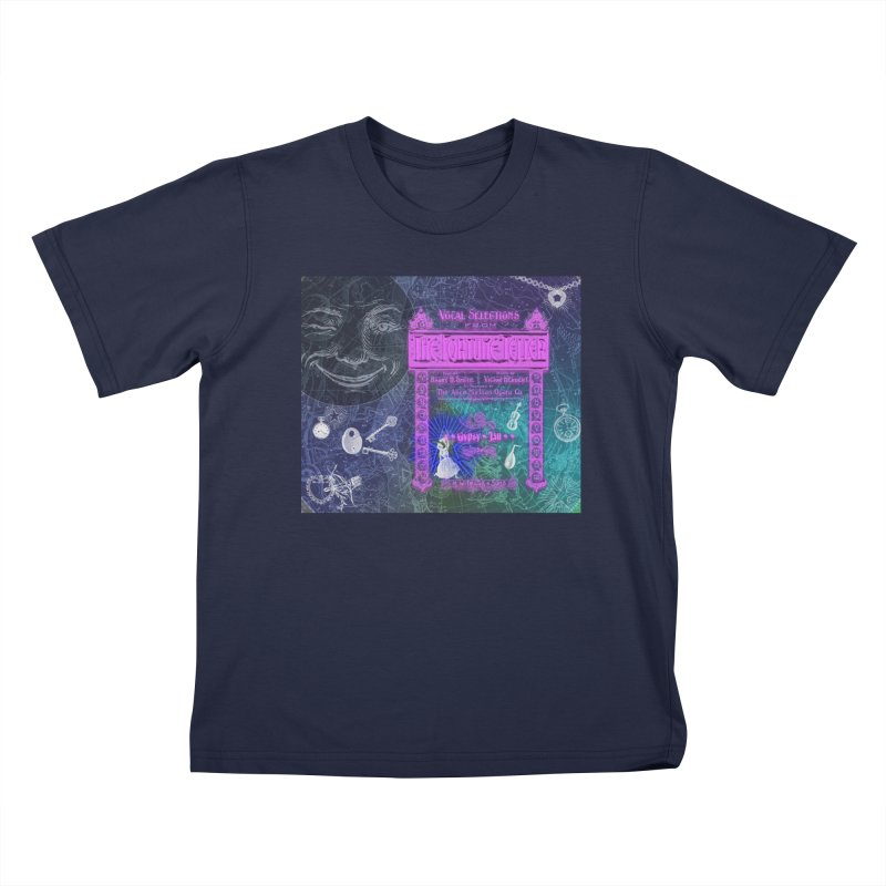 The Fortune Teller Kids T-Shirt by Maryheartworks's Artist Shop