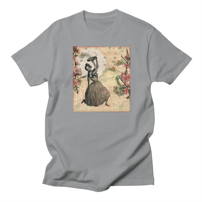 Gypsy Love Song Men's Regular T-Shirt by Maryheartworks's Artist Shop