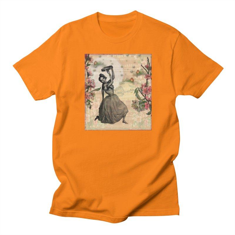 Gypsy Love Song Women's Regular Unisex T-Shirt by Maryheartworks's Artist Shop