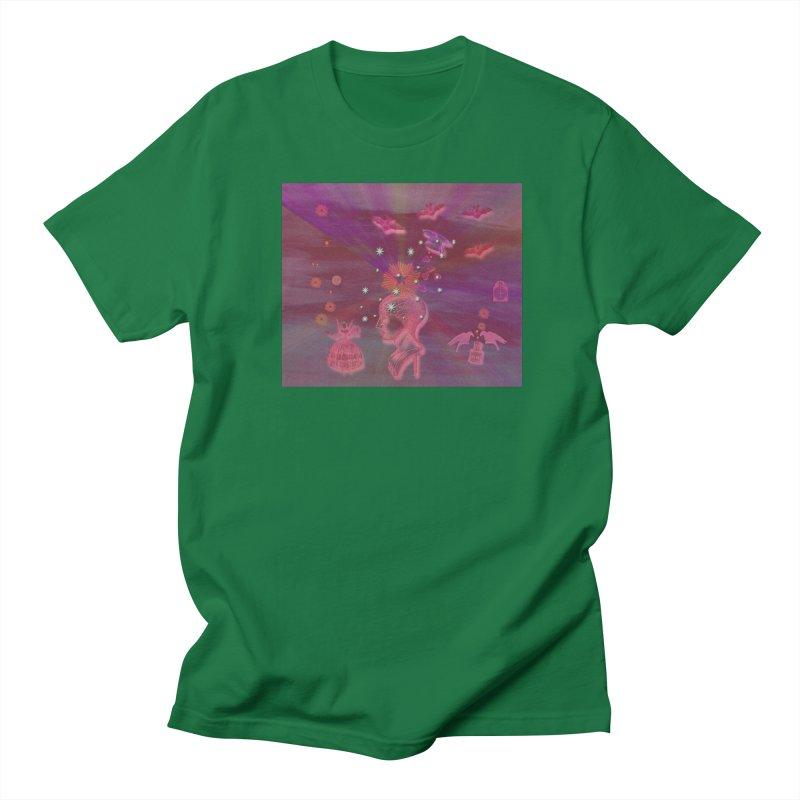 Before The Halloween Ball Women's Regular Unisex T-Shirt by Maryheartworks's Artist Shop