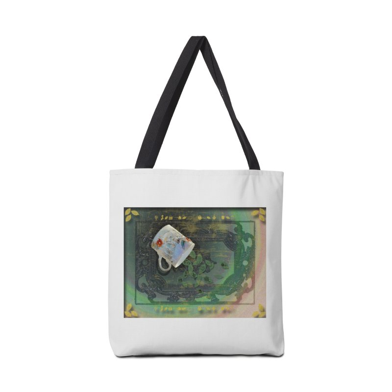 Tea Leaves Reading Accessories Tote Bag Bag by Maryheartworks's Artist Shop
