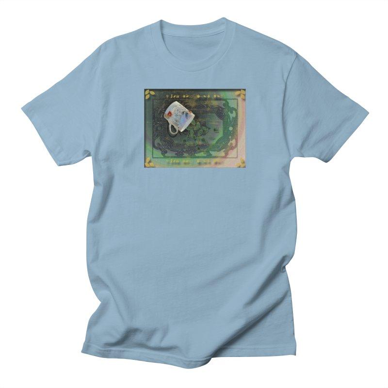 Tea Leaves Reading Women's Regular Unisex T-Shirt by Maryheartworks's Artist Shop