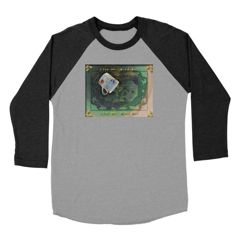 Tea Leaves Reading Women's Baseball Triblend Longsleeve T-Shirt by Maryheartworks's Artist Shop