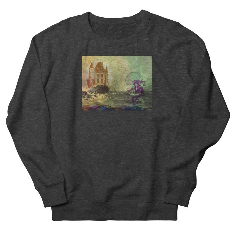 Mermaid's Dream Men's French Terry Sweatshirt by Maryheartworks's Artist Shop