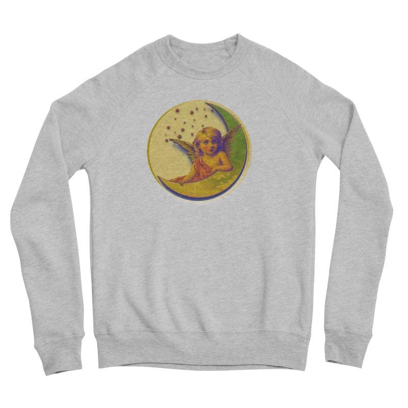 Angel Wings And Rings 2 Men's Sponge Fleece Sweatshirt by Maryheartworks's Artist Shop