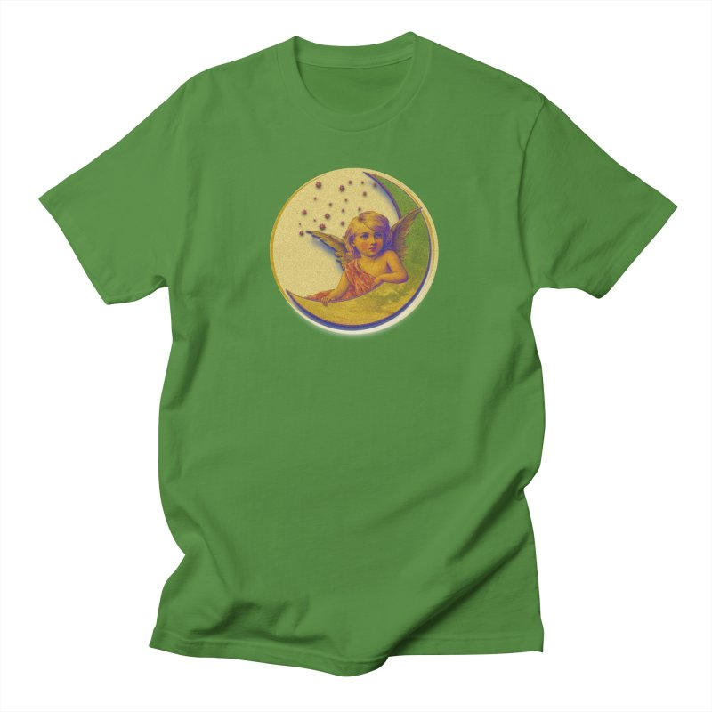 Angel Wings And Rings 2 Women's Regular Unisex T-Shirt by Maryheartworks's Artist Shop
