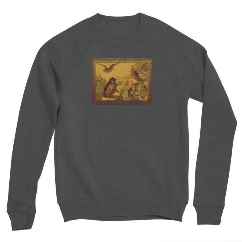 Owl Love Women's Sponge Fleece Sweatshirt by Maryheartworks's Artist Shop